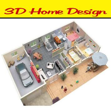 The latest 3D Home Design poster