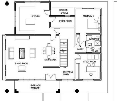 house building plans poster - Building Plan App
