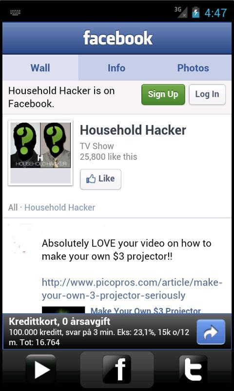 Household Hacker for Android - APK Download