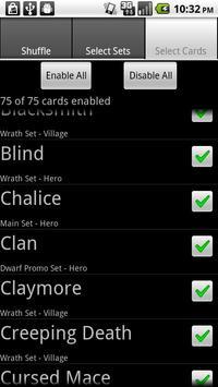Thunderstone Shuffle apk screenshot