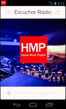 House Music Project poster
