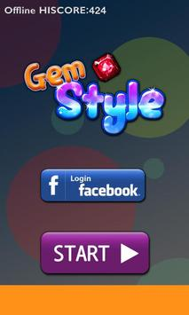 GemStyle with Facebook poster