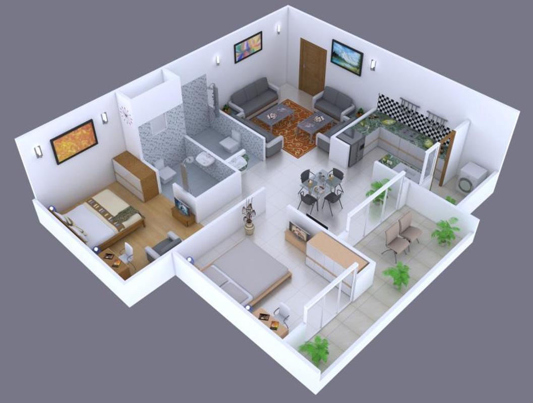 5 Bhk Duplex Floor Plan 3d House Plan 4 Bedroom Apk Download Free Lifestyle
