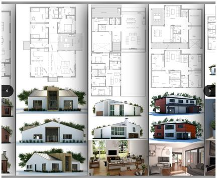 House Plans Collection apk screenshot