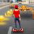 Hoverboard Racing Spider Attack APK