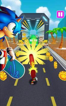 Sonic Hoverboard Dash screenshot 2