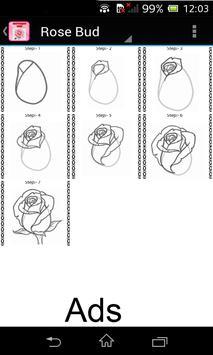 How to draw Rose screenshot 3