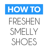 How to Freshen Smelly Shoes icon