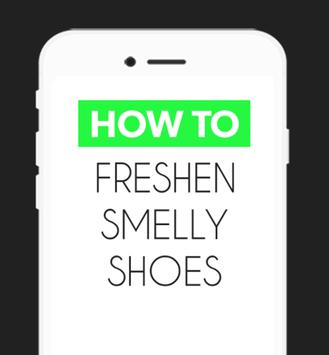 How to Freshen Smelly Shoes screenshot 4