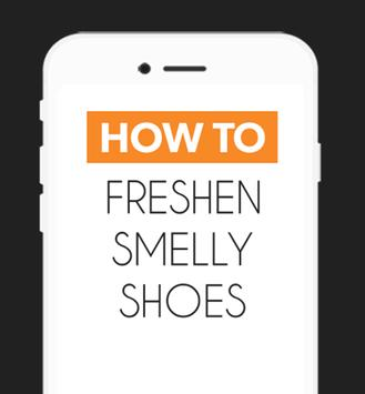How to Freshen Smelly Shoes screenshot 3