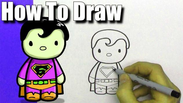 How To Draw Cartoon poster