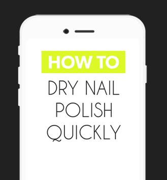 How To Dry Your Nail Polish screenshot 2