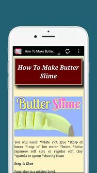 how to make slime step by step screenshot 1