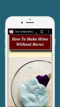 how to make slime step by step screenshot 2