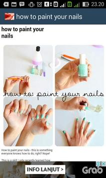 How to paint your nails screenshot 3
