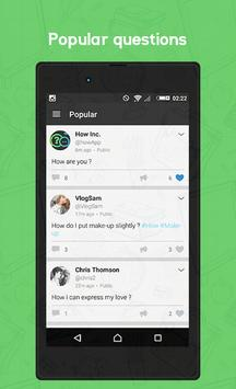 Howgram - New People Network apk screenshot