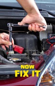 How to fix a car apk screenshot