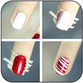 Baby animals on your nails icon