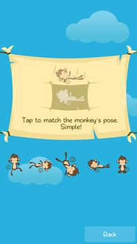 Falling Monkey Adventure screenshot 1