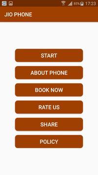 Free Jio Phone Registration poster