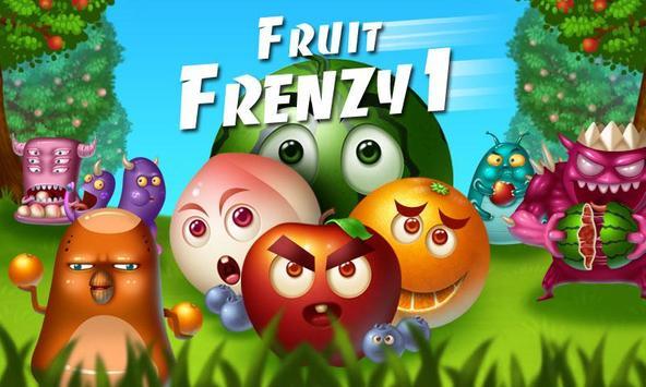 Fruit Frenzy 1 poster