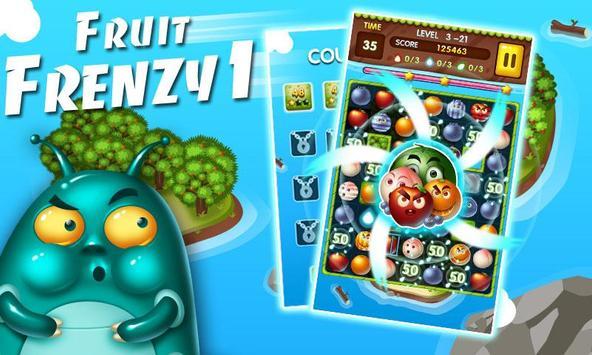 Fruit Frenzy 1 apk screenshot
