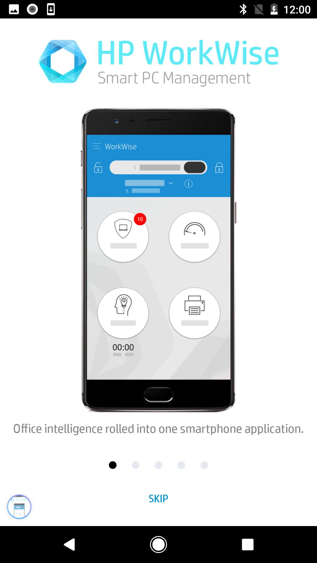 HP WorkWise for Android - APK Download