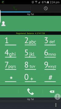 HP TEL No-2 poster
