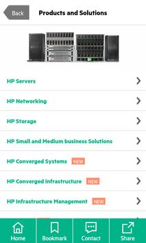 HPE Connect+ apk screenshot