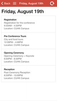 HPAIR 2016 - Conference Guide apk screenshot