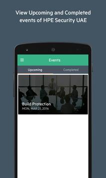 HPE Security ME & Africa screenshot 4