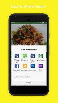 Only chikan Recipe in Hindi screenshot 3