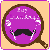Latest All Recipes in Hindi Offline 2017 icon