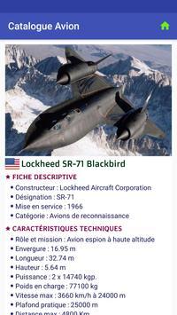 Catalogue Avion screenshot 1
