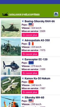 Catalogue Helicoptere screenshot 3