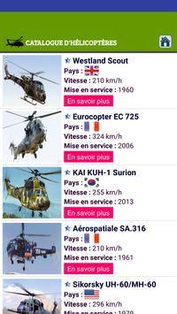 Catalogue Helicoptere screenshot 1