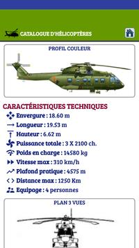 Catalogue Helicoptere screenshot 6