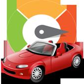 Performance des voitures icon
