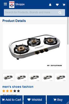 HP Shoppe screenshot 1