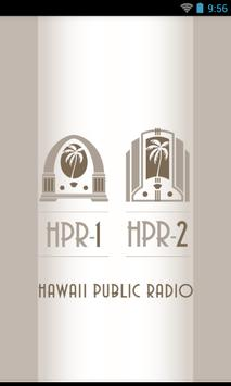 Hawaii Public Radio apk screenshot