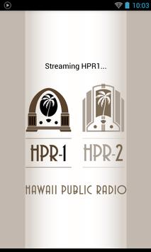 Hawaii Public Radio poster