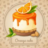 蛋糕食谱 icon