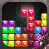 Block jewel 1010 icon