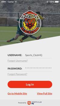 Blacktown Football - BDSFA HQ apk screenshot