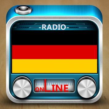 Germany DaineM Radio poster