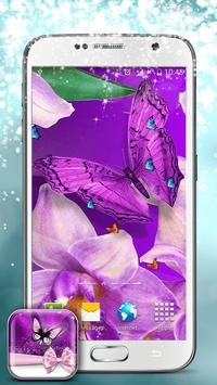 Butterfly Live Wallpaper apk screenshot