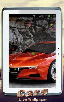 Cars Live Wallpaper screenshot 5