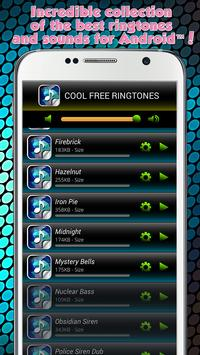 Cool Free Ringtones poster