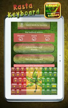 Rasta Keyboard screenshot 5