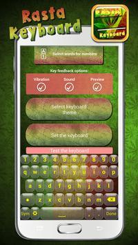 Rasta Keyboard screenshot 8